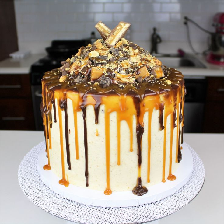 Best Chocolate And Peanut Butter Cake