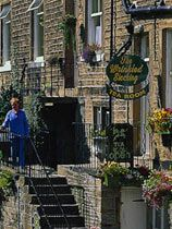 Holmfirth - Last of The Summer Wine Country and the Wrinkled Stocking Tea Rooms! www.yorkshirenet.co.uk/yorkshire-west-south/south-west-yorkshire-accommodation.aspx