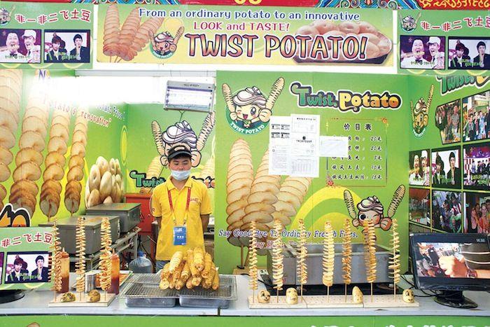 Fast Food en Chine/article en francais