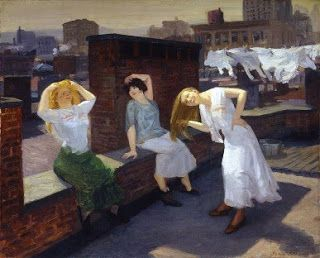 John French Sloan (1871 – 1951) Artist Notes: (Social) Realism: United States