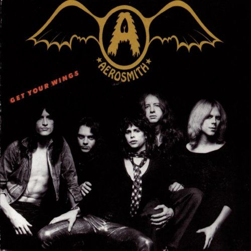 """Aerosmith - Get Your Wings...One of my favorite Aerosmith albums..You have not Lived until you've attempted to eat a Devil Dog with """"Cotton Mouth"""" ;-) while listening to Aerosmith Get Your Wings!! OR sprinkled """"herbs"""" onto the crème filling ;-)....Ahhh the 70's #easily corruptible ;-)"""