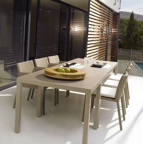 30 best Tribù images on Pinterest Backyard furniture, Garden - outdoor mobel set tribu