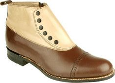 Stacy Adams Madison 00026 - Brown/Taupe Kid Leather - Free Shipping & Return Shipping - Shoebuy.com
