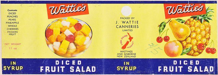 Wattie's - Diced Fruit Salad