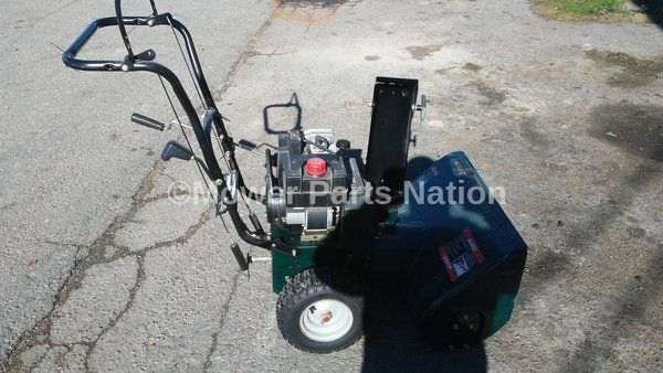Craftsman Snow Blower Model 536.886440 Recoil Pull Start