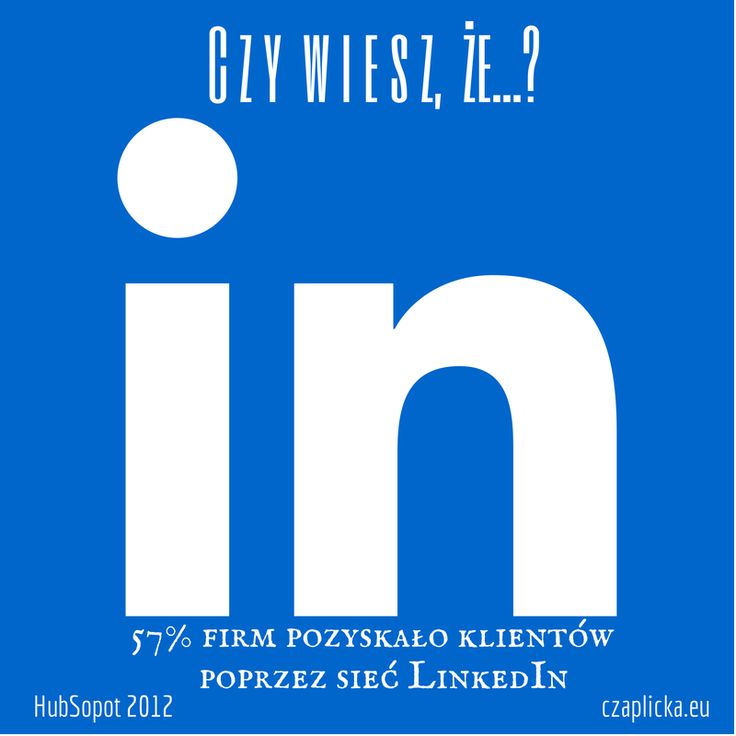 Linkedin i klienci