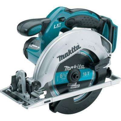 18-Volt LXT Lithium-Ion 6-1/2 in. Cordless Circular Saw (Tool-Only)