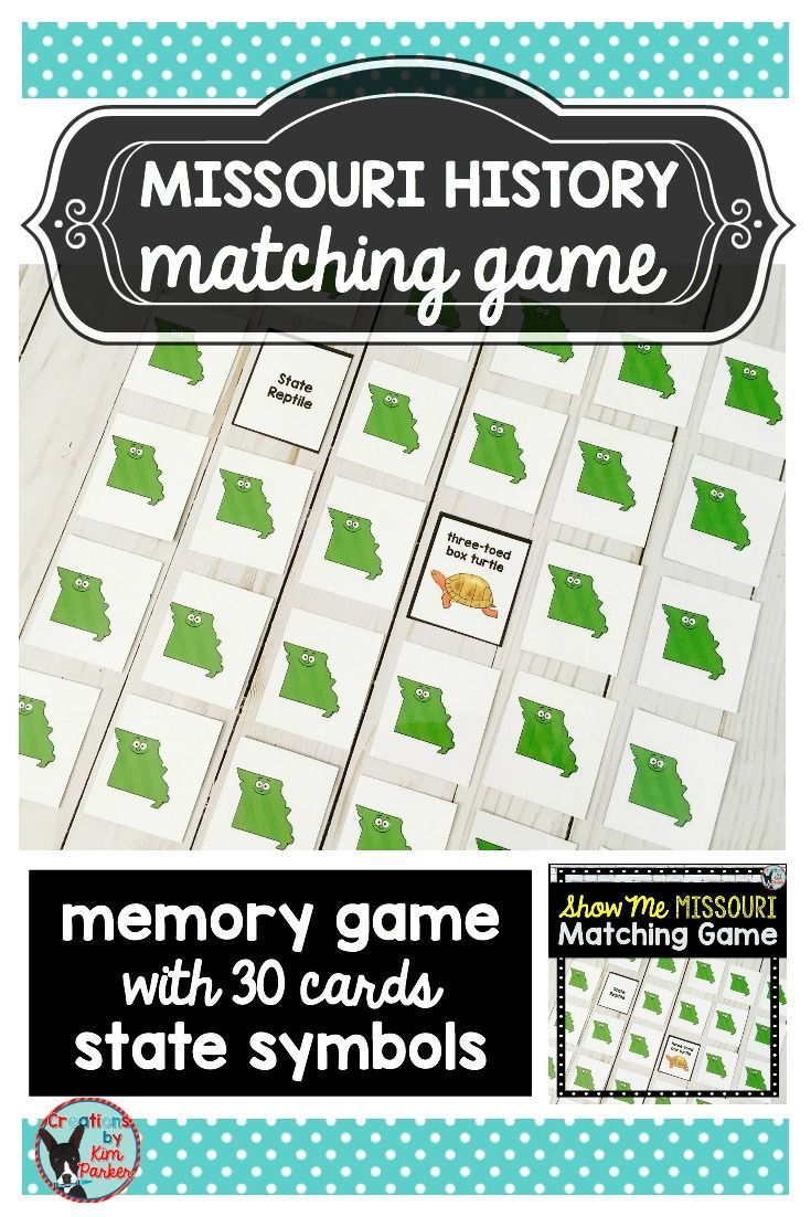 123 best missouri history creations images on pinterest are you learning about missouri history in your classroom this matching game might be buycottarizona