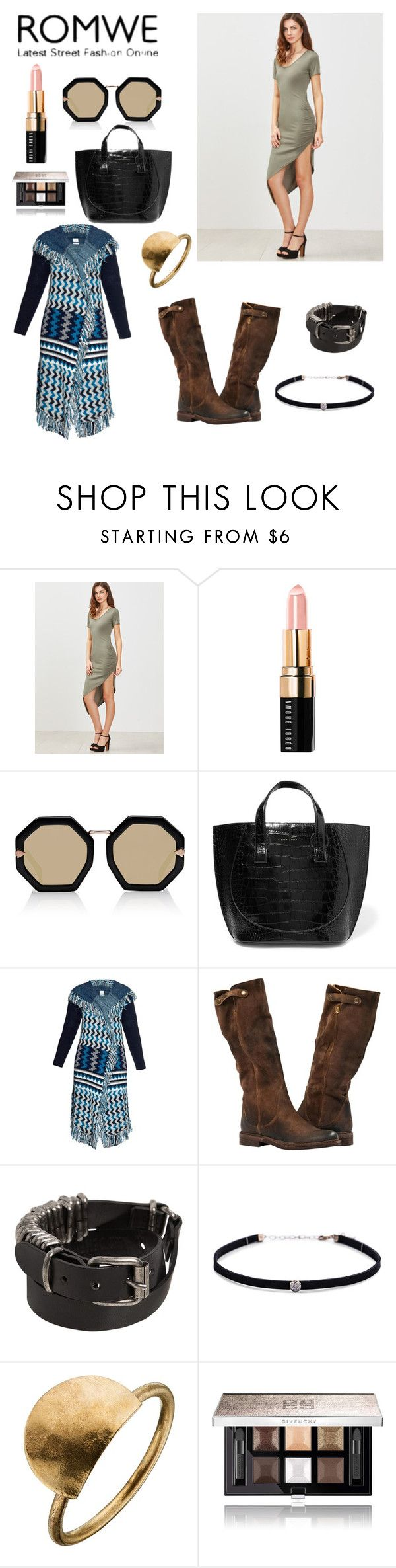 """Untitled #758"" by spectrearcane ❤ liked on Polyvore featuring Bobbi Brown Cosmetics, Karen Walker, Victoria Beckham, Banjo & Matilda, Ann Demeulemeester, Carbon & Hyde, People Tree and Givenchy"