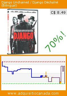 Django Unchained / Django Déchaîné (Bilingual) (DVD). Drop 70%! Current price C$ 8.49, the previous price was C$ 27.99. http://www.adquisitiocanada.com/alliance-films/django-unchained-django-0