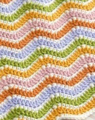 Цветные узоры крючком  Большая подборка цветных узоров для вязания крючком. Все узоры связаны из пряжи нескольких ярких цветов. Всего в подборке собраны десять схем для вязания узоров крючком. В статье есть как плотные узоры, так и более ажурные. Более плотные узоры, как правило, хорошо держат форму. Цветные узоры красиво смотрятся в сочетании с белой пряжей. Цветные узоры можно использовать при вязании детской одежды, одежды для лета и для вязания предметов интерьера. Со схемами вязания…