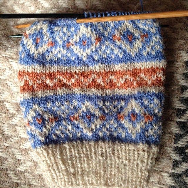 140 best Fair isle images on Pinterest   Knitting, Patterns and Fiber