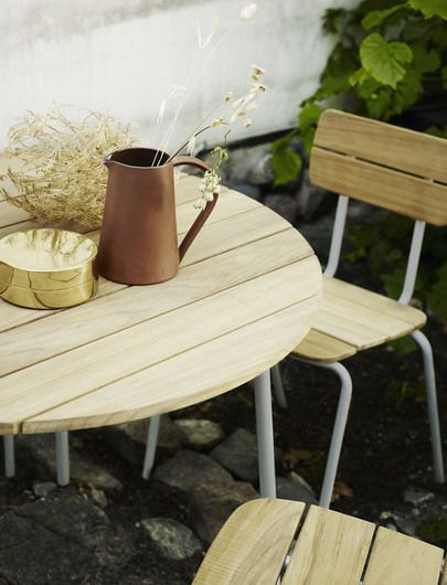 12 best Tables images on Pinterest | Backyard furniture, Balcony and ...