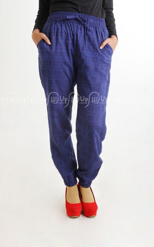 Kamidea Tenun drawstring Pants