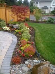 17 best images about corner lot landscaping ideas on for Corner lot landscaping pictures