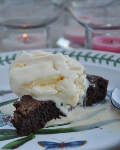 Great Grandma's Brownies