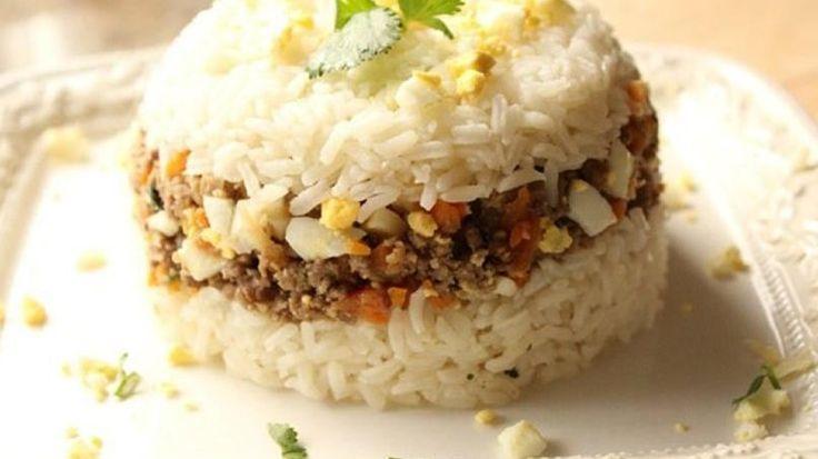 Carla Gutierrez El arroz tapado es uno de los platos peruanos más ...