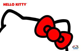 Papeles de Hello Kitty.
