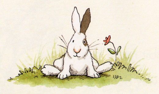 Bunny my Honey Anita Jeram
