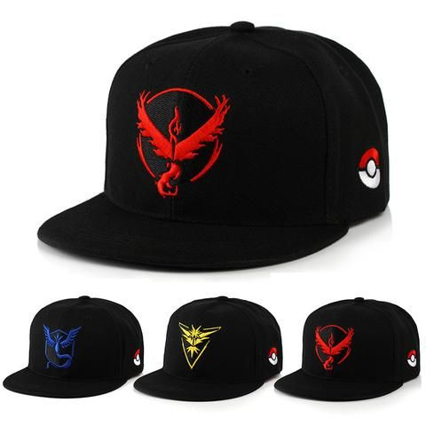 Pokémon Men Women Fashion Baseball Caps