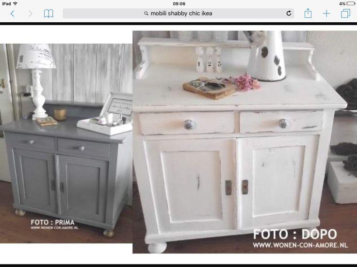 17 migliori idee su dipingere i mobili della cucina su - Dipingere mobili laminato ...