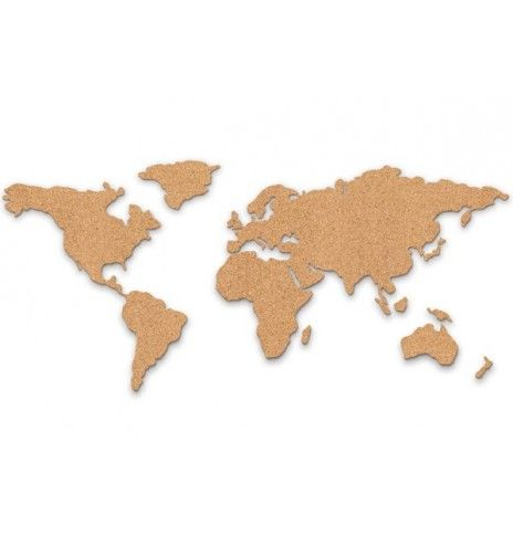 Carte du monde en liège                                                                                                                                                                                 Plus