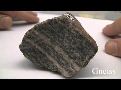 40 Rock and Mineral Identifications - close up images of all with detailed description