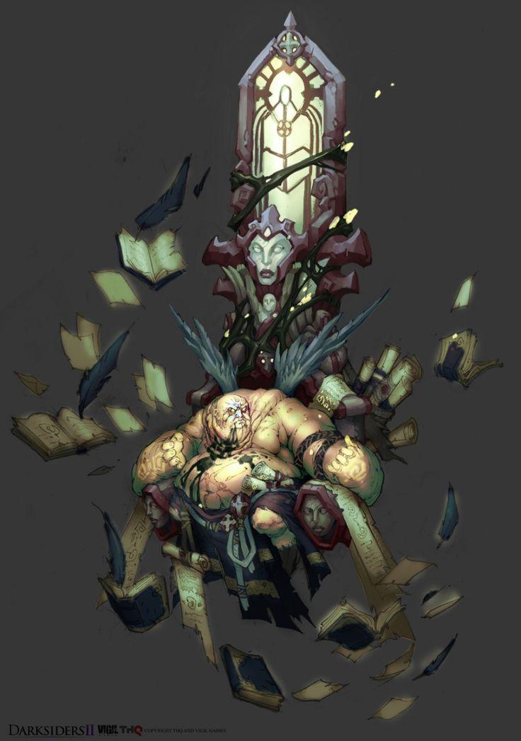 Darksiders Archon 17 Best images about D...