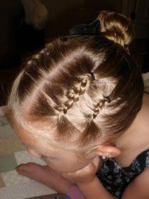 Girl Hairdos & Ideas