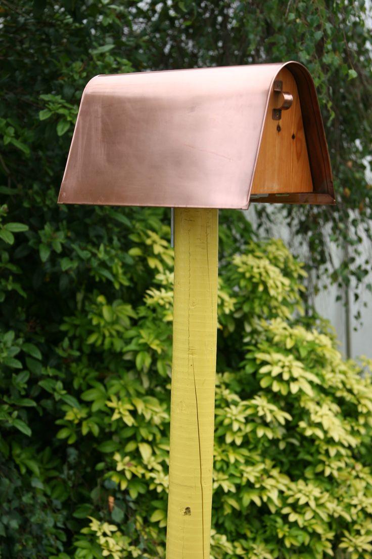 Bronze Copper Mail box
