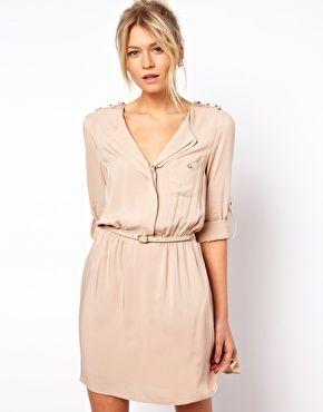 Oasis Shirt Dress
