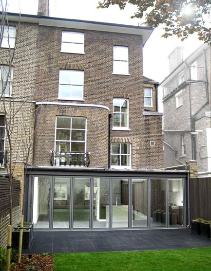 CLIFTON HILL St.JOHN'S WOOD | London Architects | Modern & Residential Architects, London & Surrey - Dyer Grimes Architects