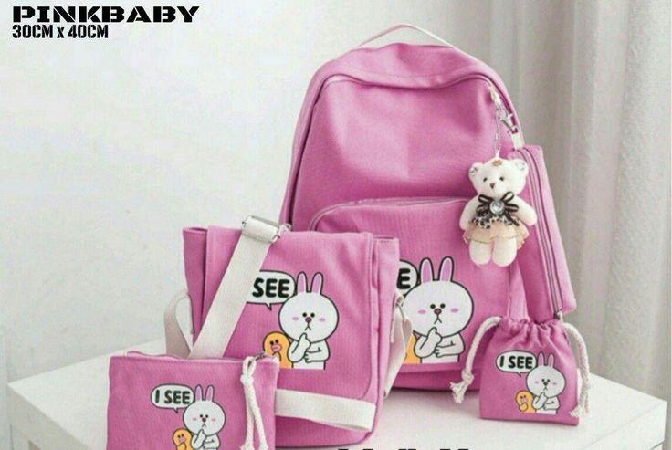 Tas sekolah anak /backpack