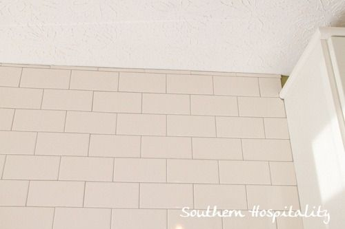 Best White Subway Tile Backsplash With Gray Grout Colors 400 x 300