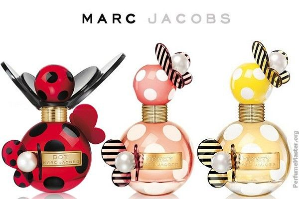 Marc Jacobs Pink Honey Perfume