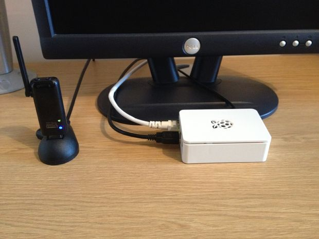 Picture of Raspberry Pi Multi-Room Music Player
