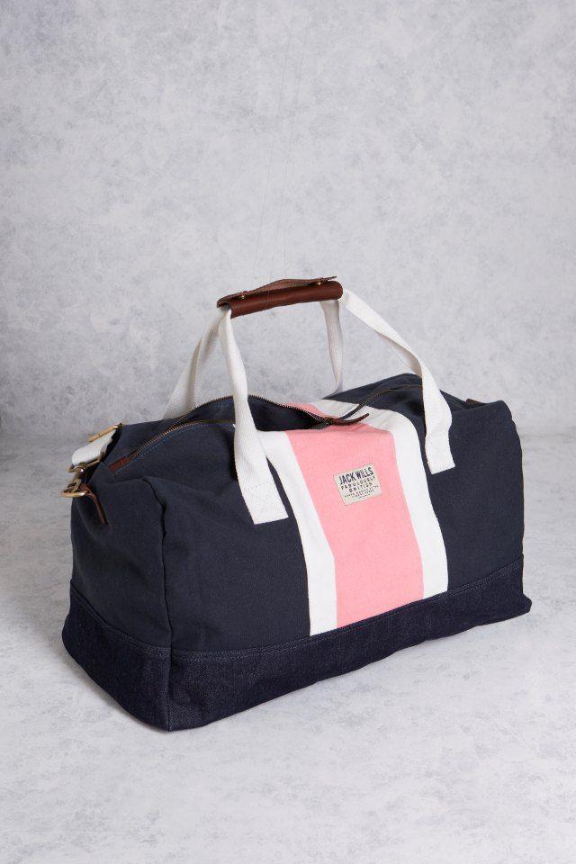 The Raynsford Barrel Bag | Jack Wills