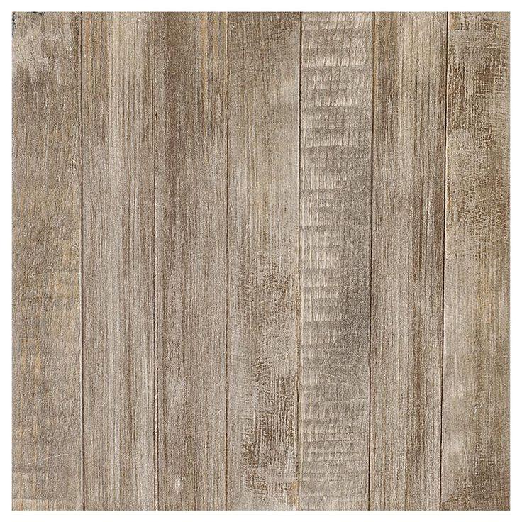 Плитка напольная Эдда, цвет серый, 41,8х41,8 см, 1,747 м2