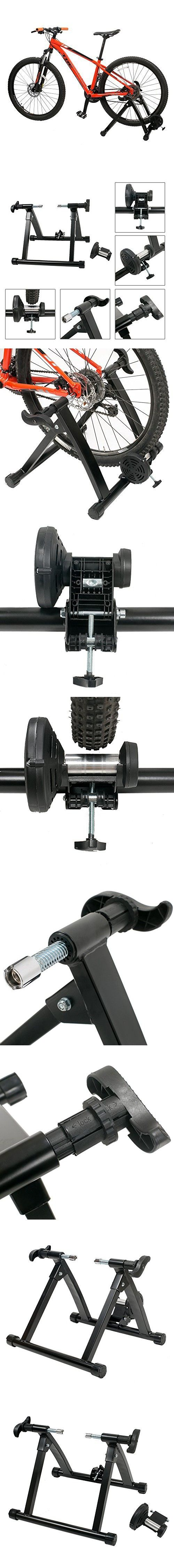 Docooler Magnet Steel Bike Bicycle Indoor Exercise Trainer Stand