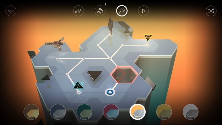 Square Enix Montreal Previews Puzzle Maker Feature Coming to Deus Ex GO