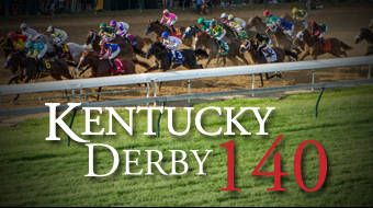 I want to go to the Kentucky Derby sometime!!!! The most exciting 2 minutes in sports! 2014 Kentucky Derby - 140
