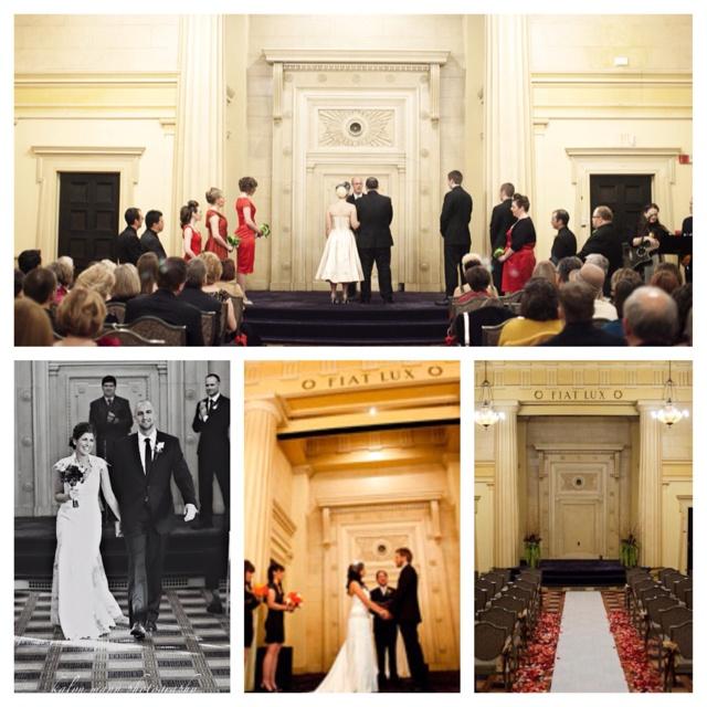 Real Weddings At Greystone Hall Akron Ohio