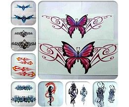Auto Decoratie Stickers