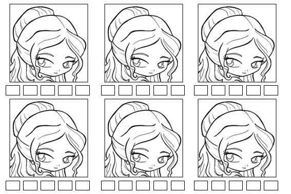 Spectrum Noir Copic Color Conversion Chart Sketch Coloring