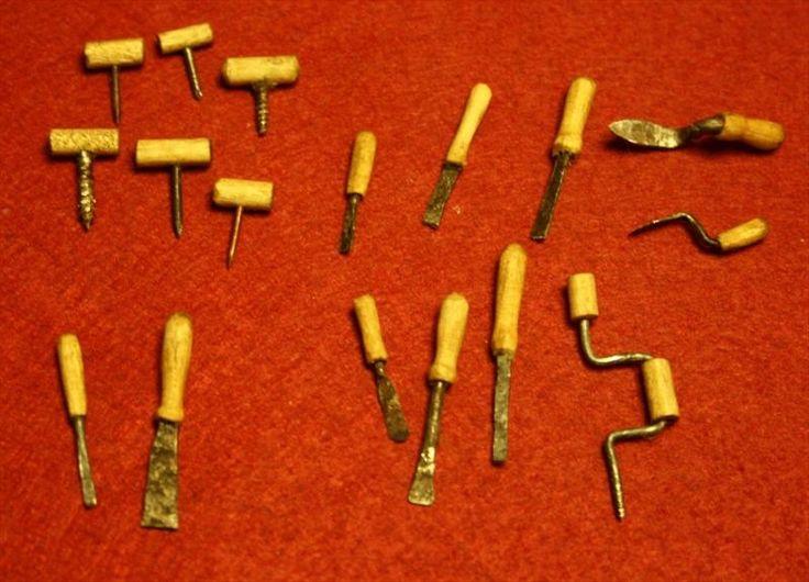 Foro de Belenismo - Miniaturas, detalles y complementos -> Miniaturas en madera