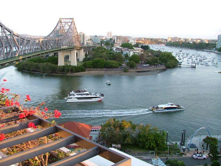 Brisbane River, QLD