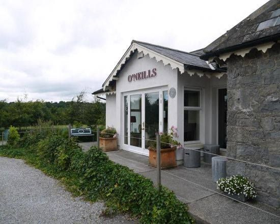 O'Neills Bistro, Thomastown, on the N74 about 15 minutes drive from Cashel