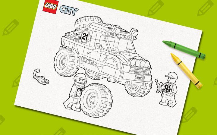293 best lego coloring sheets images on pinterest. Black Bedroom Furniture Sets. Home Design Ideas