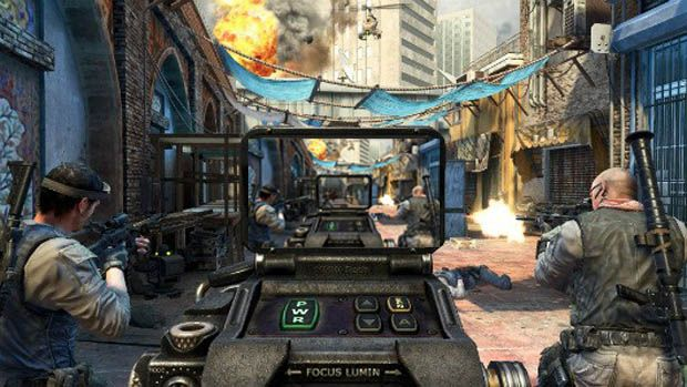 Call of Duty: Black Ops 2 has YouTube livestreaming built-in on 360, PS3 and PC, not on Wii U