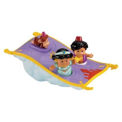 sale price$15.29online price Fisher-Price® Little People Disney Aladdin's Magic Carpet